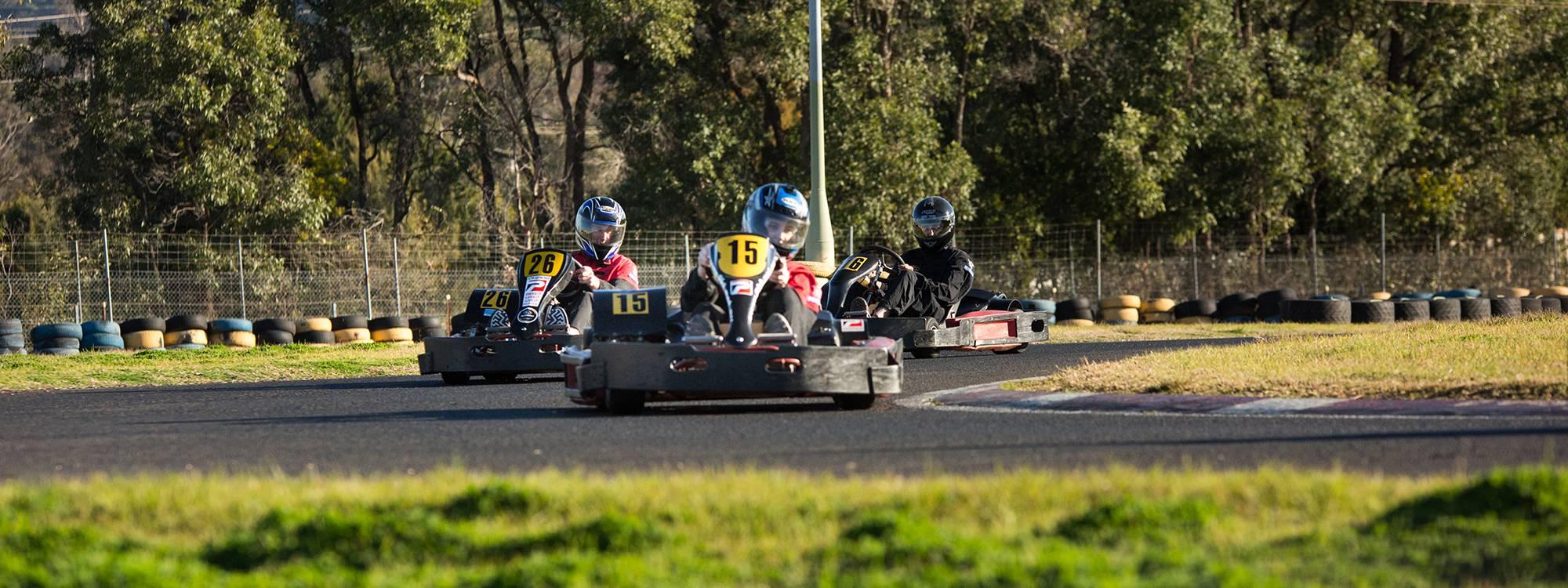 Go Karting Sydney | Race Hire Karts Campbelltown | Picton