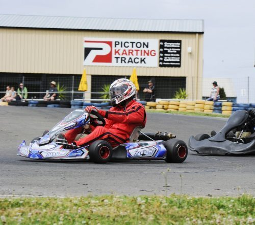 Corporate Hire & Team Building Days | Picton Karting Track